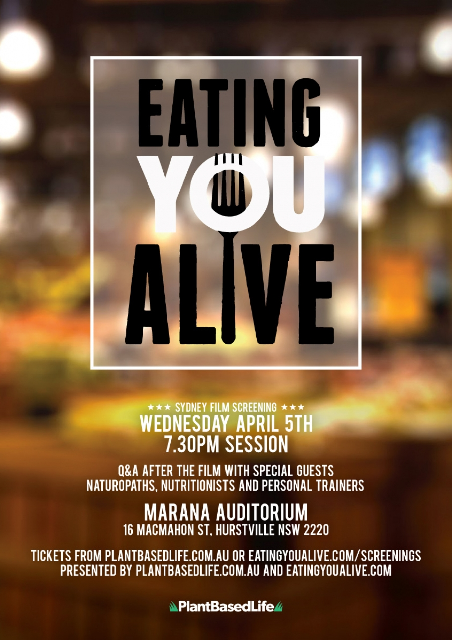 Eating You Alive Hurstville Screening