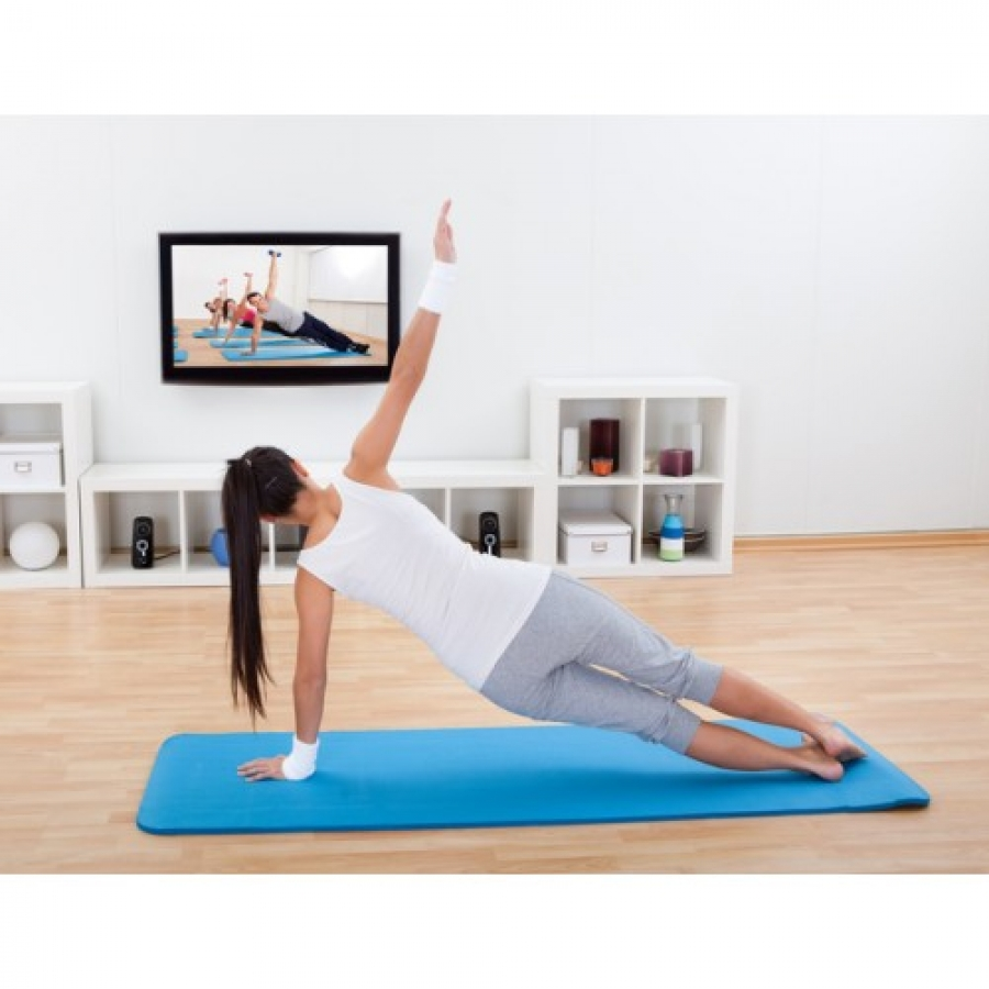 1 WEEK OF UNLIMITED LIVE ONLINE FITNESS & PILATES MAT CLASSES