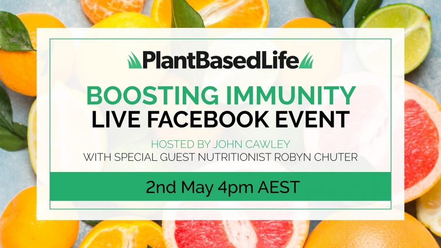 Boosting Immunity Online Workshop with Special Guest Robyn Chuter